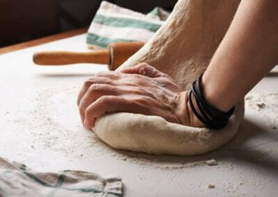 Traditional Bread Making